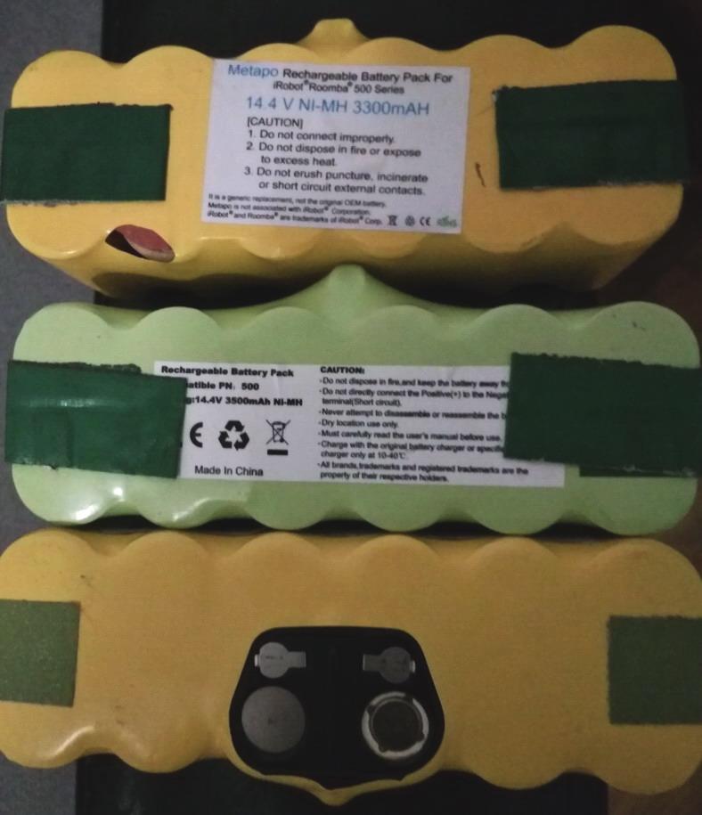 Название: Аккумулятор - умный пылесос irobot.jpg Просмотры: 59  Размер: 122.6 Кб
