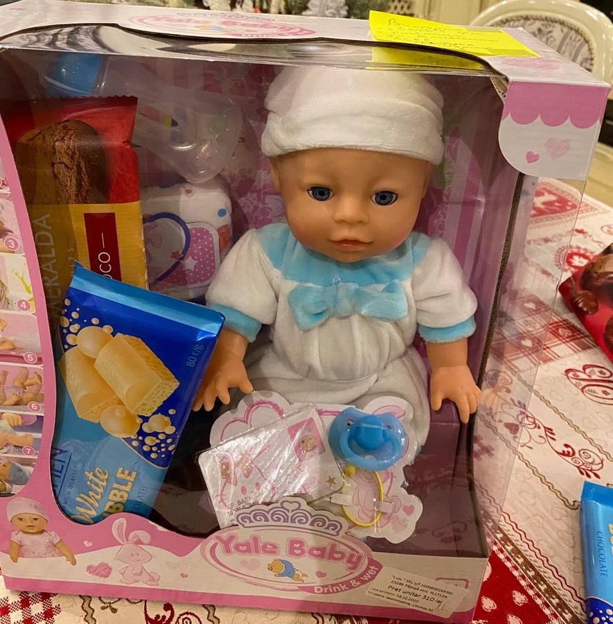 Название: Кукла БэбиБон Виктория Рыбница.jpg Просмотры: 74  Размер: 318.9 Кб