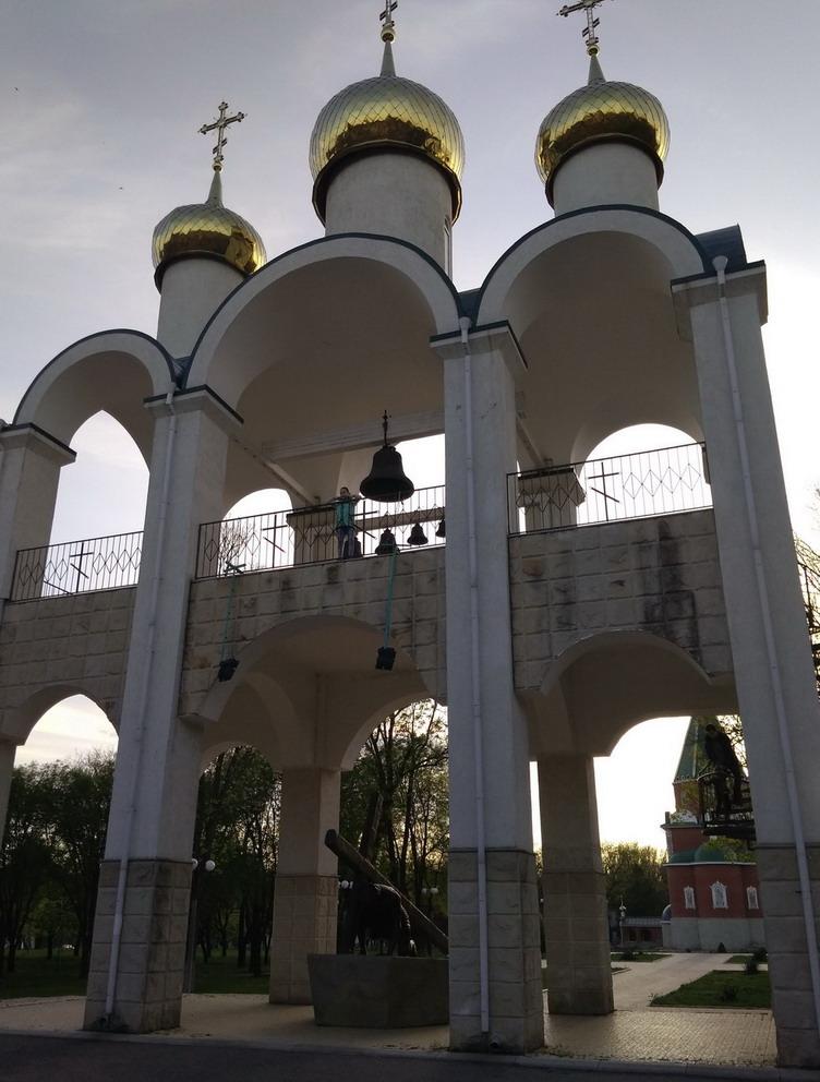 Название: Часовня в парке Кирова 2019.jpg Просмотры: 524  Размер: 167.7 Кб