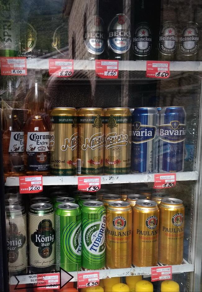 Название: Пиво в Черногории - Цены.jpg Просмотры: 40  Размер: 242.7 Кб