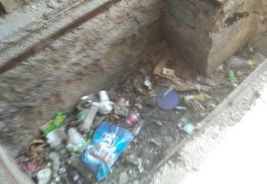 Название: Балка 2019 - мусор в переходе.jpg Просмотры: 22  Размер: 50.8 Кб
