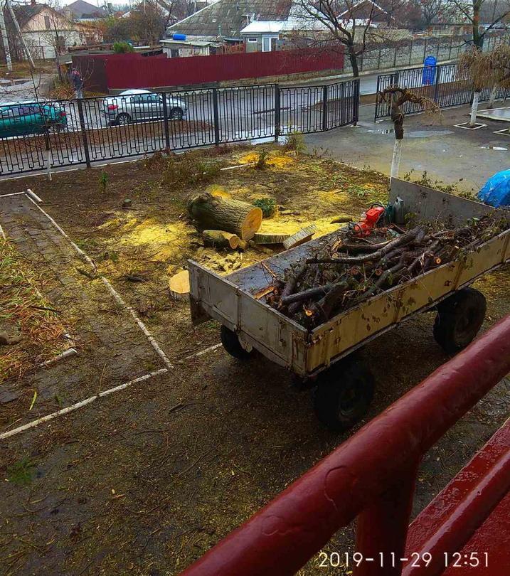 Название: Спил деревьев 7 школа Тирасполь.jpg Просмотры: 9  Размер: 275.9 Кб