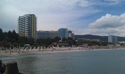 Нажмите на изображение для увеличения Название: Пляж в Болгарии - Золотые пески.jpg Просмотры: 225 Размер:64.9 Кб ID:19023