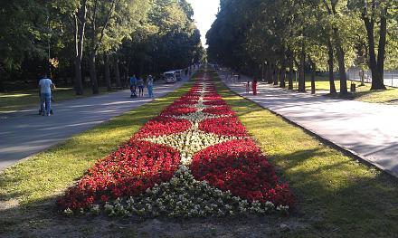 Нажмите на изображение для увеличения Название: Приморский парк Варны - цветы.jpg Просмотры: 153 Размер:137.2 Кб ID:19078