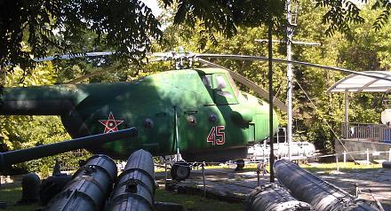 Нажмите на изображение для увеличения Название: Военно-морской музей в Варне - вертолет.jpg Просмотры: 173 Размер:136.0 Кб ID:19084