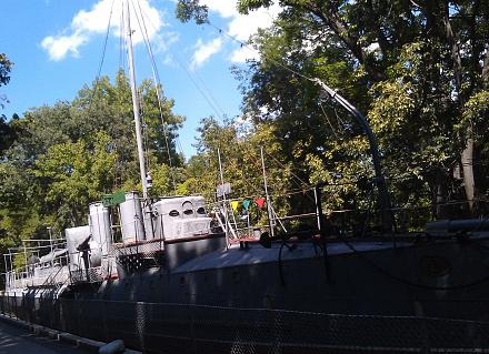 Нажмите на изображение для увеличения Название: Военно-морской музей в Варне - корабль.jpg Просмотры: 179 Размер:159.5 Кб ID:19085