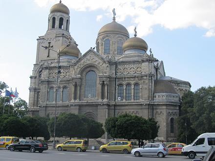 Нажмите на изображение для увеличения Название: Успенский собор в Варне.jpg Просмотры: 167 Размер:91.8 Кб ID:19087