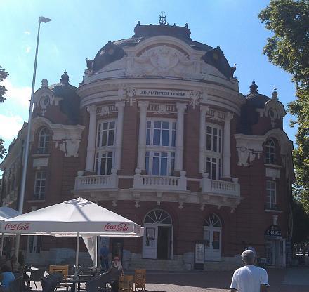 Нажмите на изображение для увеличения Название: Драматический театр в Варне.jpg Просмотры: 149 Размер:107.1 Кб ID:19089