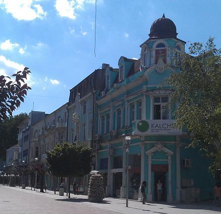 Нажмите на изображение для увеличения Название: Здание в центре Варны.jpg Просмотры: 190 Размер:115.6 Кб ID:19090
