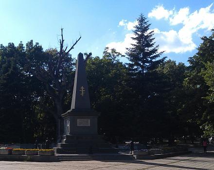 Нажмите на изображение для увеличения Название: Памятник восьмому приморскому пехотному полку в Варне.jpg Просмотры: 183 Размер:101.6 Кб ID:19098
