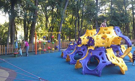 Нажмите на изображение для увеличения Название: Приморский парк - бесплатная детская площадка.jpg Просмотры: 97 Размер:132.9 Кб ID:19100