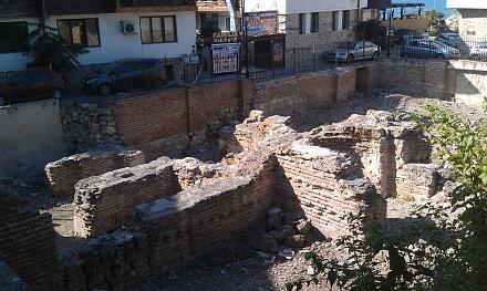 Нажмите на изображение для увеличения Название: Ранневизантийские термы в Несебре.jpg Просмотры: 114 Размер:131.0 Кб ID:19119