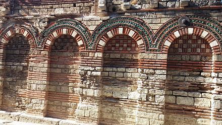 Нажмите на изображение для увеличения Название: Церковь Святых Архангелов Михаила и Гавриила - фрески.jpg Просмотры: 111 Размер:159.7 Кб ID:19121