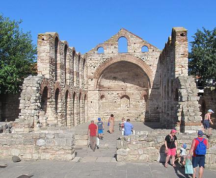 Нажмите на изображение для увеличения Название: Церковь Святой Софии в Несебре.jpg Просмотры: 100 Размер:168.3 Кб ID:19123