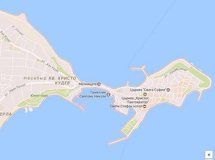 Нажмите на изображение для увеличения Название: Несебр-карта.JPG Просмотры: 107 Размер:47.5 Кб ID:21287