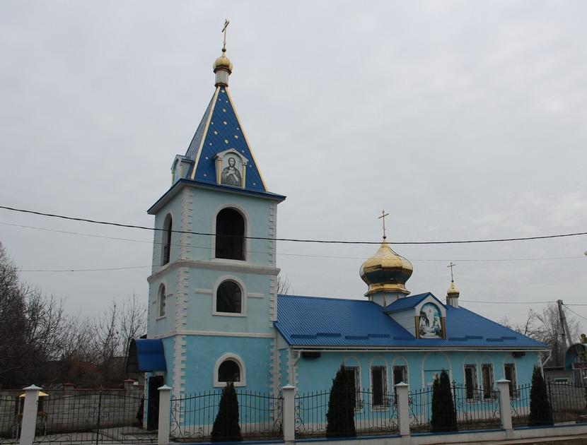Название: Храм Параскевы Сербской.JPG Просмотры: 406  Размер: 117.3 Кб