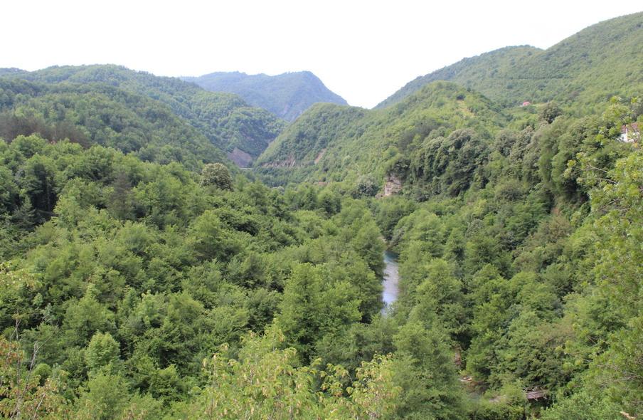 Название: Река Морача у монастыря.JPG Просмотры: 454  Размер: 239.9 Кб