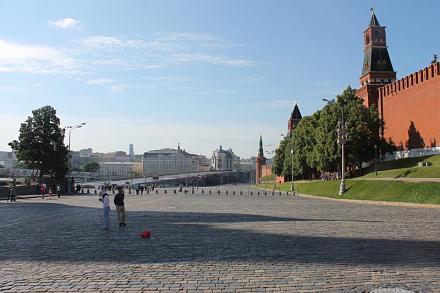 Нажмите на изображение для увеличения Название: Красная площадь - Васильевский спуск.jpg Просмотры: 492 Размер:64.1 Кб ID:14206