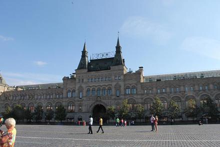 Нажмите на изображение для увеличения Название: ГУМ в Москве.jpg Просмотры: 363 Размер:48.9 Кб ID:14220