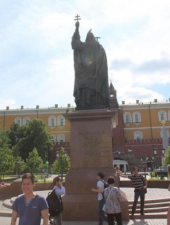 Нажмите на изображение для увеличения Название: Гермоген патриарх московский и всея руси - памятник.jpg Просмотры: 395 Размер:51.9 Кб ID:14228