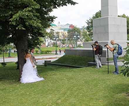 Нажмите на изображение для увеличения Название: Свадьба на Красной площади.jpg Просмотры: 315 Размер:107.1 Кб ID:14233