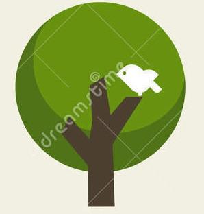Название: Дерево с птичкой логотип.jpg Просмотры: 2387  Размер: 15.9 Кб