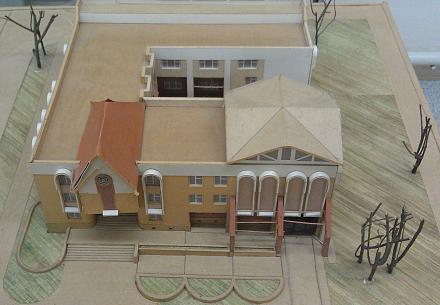 Нажмите на изображение для увеличения Название: Детская художественная школа в Тирасполе - макет.jpg Просмотры: 481 Размер:81.1 Кб ID:17155