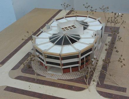 Нажмите на изображение для увеличения Название: Детская художественная школа в Тирасполе - макет 3.jpg Просмотры: 426 Размер:88.8 Кб ID:17157