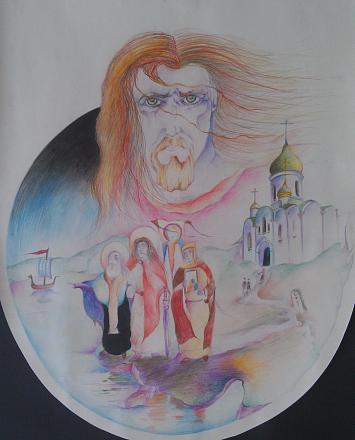 Нажмите на изображение для увеличения Название: Любимый ученик Христа - Апостол..jpg Просмотры: 331 Размер:70.5 Кб ID:18914