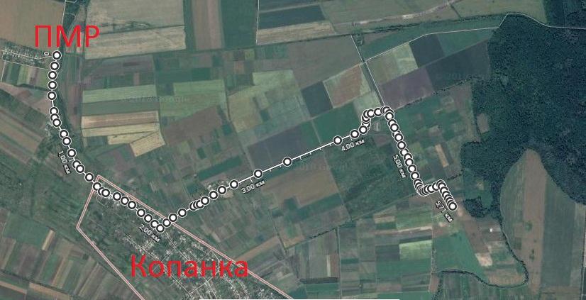 Название: Дорога к дубу в Копанке.jpg Просмотры: 599  Размер: 121.5 Кб
