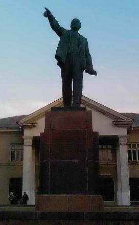 Нажмите на изображение для увеличения Название: Lenin_Slobodzeya.jpg Просмотры: 778 Размер:40.3 Кб ID:5776