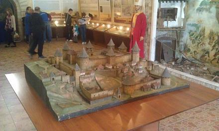 Нажмите на изображение для увеличения Название: Исторический музей в бендерской крепости.jpg Просмотры: 307 Размер:74.3 Кб ID:18228