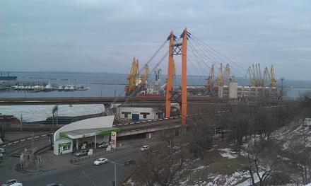 Нажмите на изображение для увеличения Название: Оранжевый мост в Одессе.jpg Просмотры: 139 Размер:60.4 Кб ID:20811