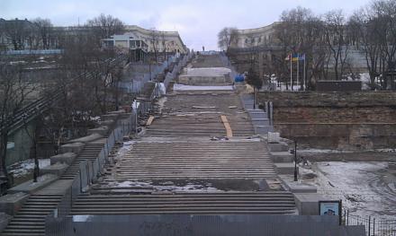Нажмите на изображение для увеличения Название: Потемкинский мост в Одессе.jpg Просмотры: 157 Размер:81.0 Кб ID:20817