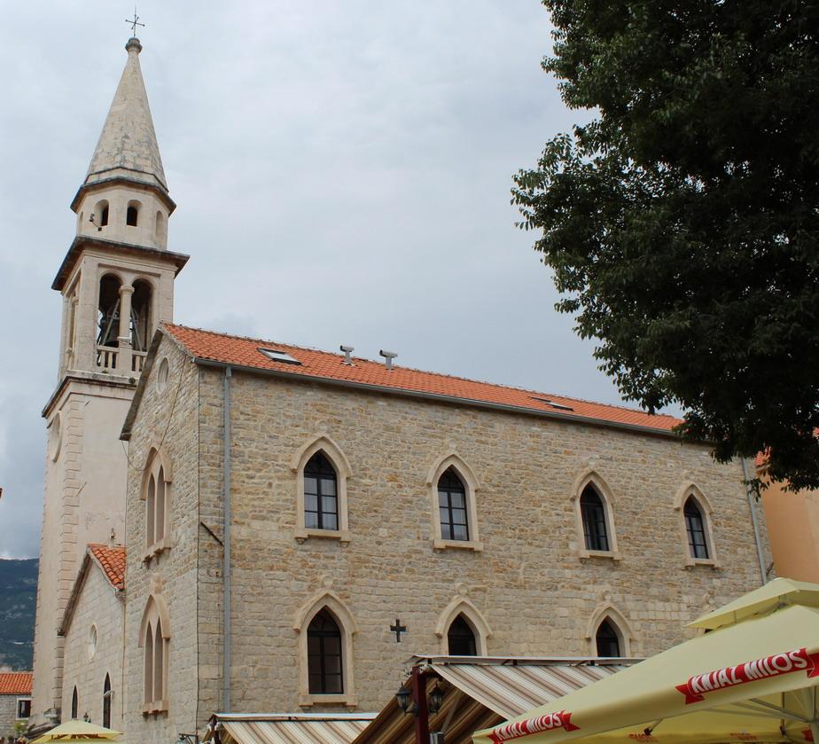 Название: Церковь Святого Иоанна в Будве.JPG Просмотры: 134  Размер: 246.8 Кб